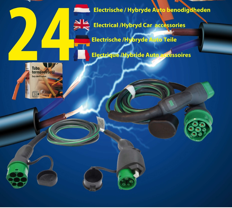Electrische en Hybride autobenodigdheden