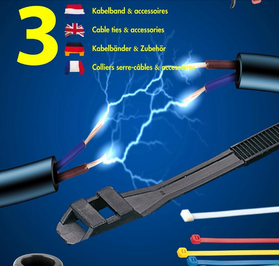 Kabelbundelband accessoires